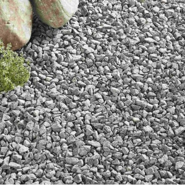 Bulk Bag Twilight Grey Chippings