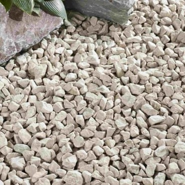 Bulk Bag Yorkdale Cream Chippings