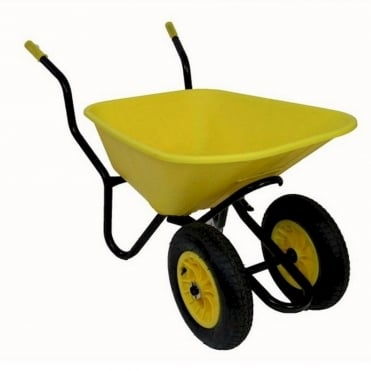 Broncho 110 Litre Duo Wheelbarrow