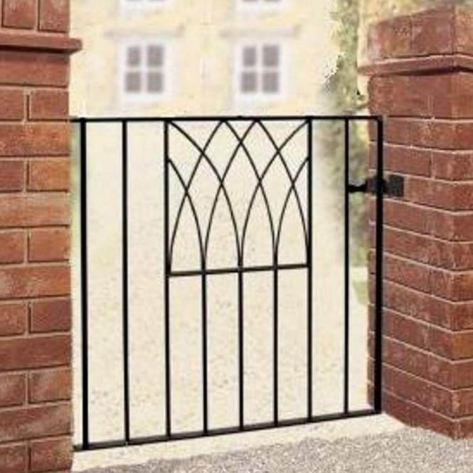 Burbage Abbey Single Gate - Made to Measure