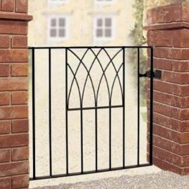 Abbey Single Gate - Made to Measure