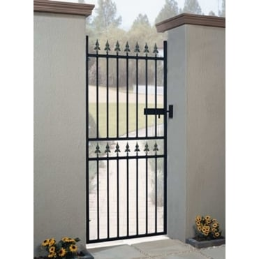 Corfe Tall Single Gate - Made To Measure