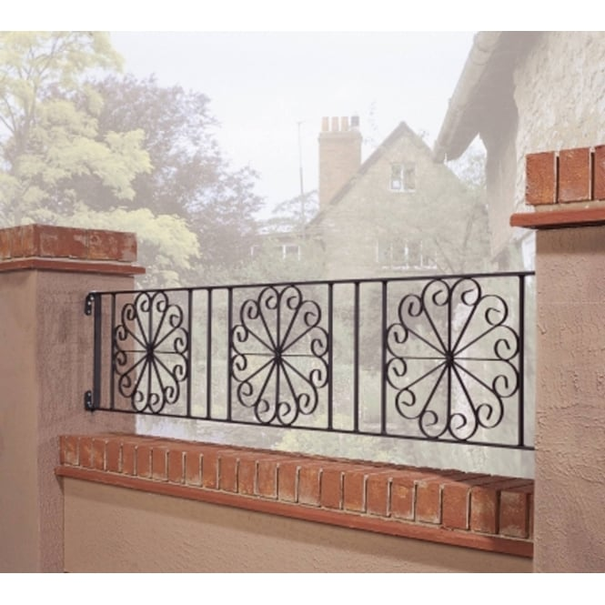 Burbage Edinburgh Railings - Made To Meausre