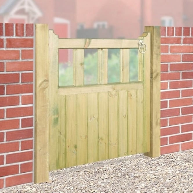 Burbage Quorn Wooden Single Gate