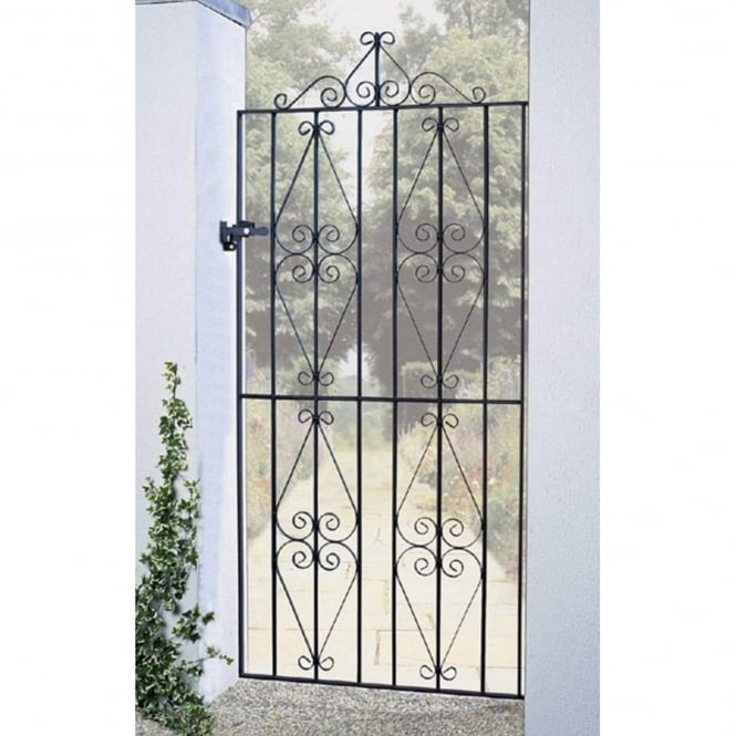 Burbage Stirling Scroll Tall Flat Top Gate