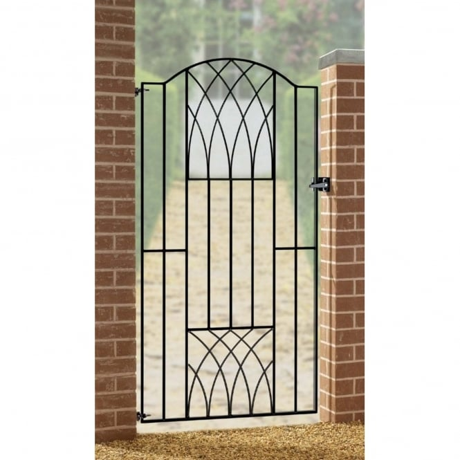 Burbage Verona Modern Tall Single Gate