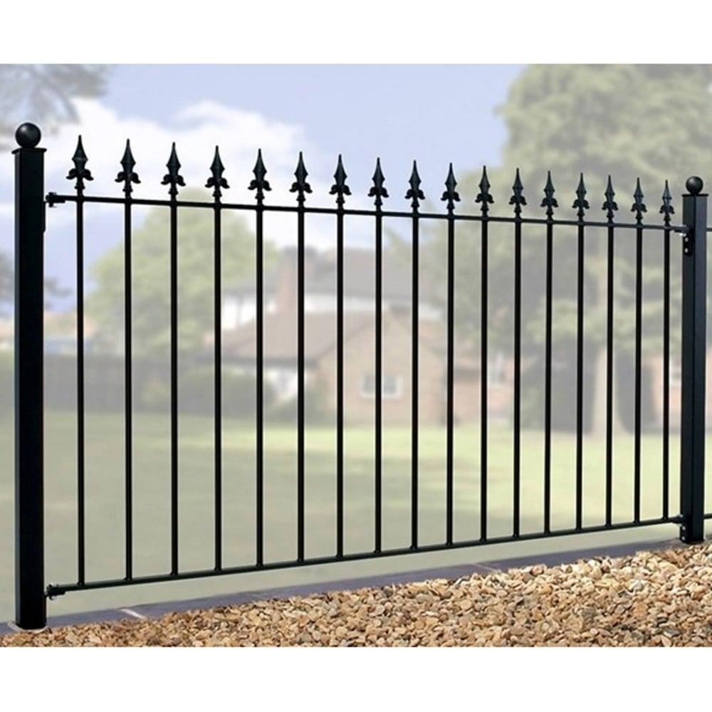 Warwick Spear Top Fence Panel Gardenstreet Co Uk