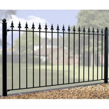 Warwick Spear Top Fence Panel