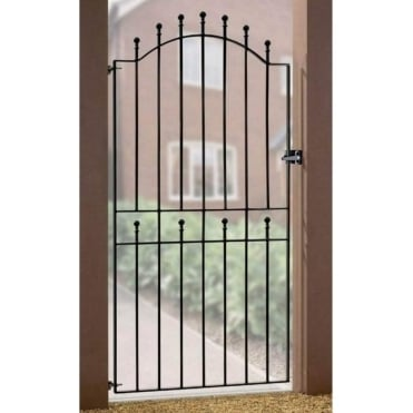 Weston Ball Top Tall Single Gate