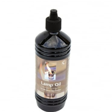 Clear Lamp Oil 1L