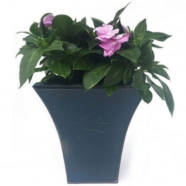 Metal Flare RSPB Swallow Planter