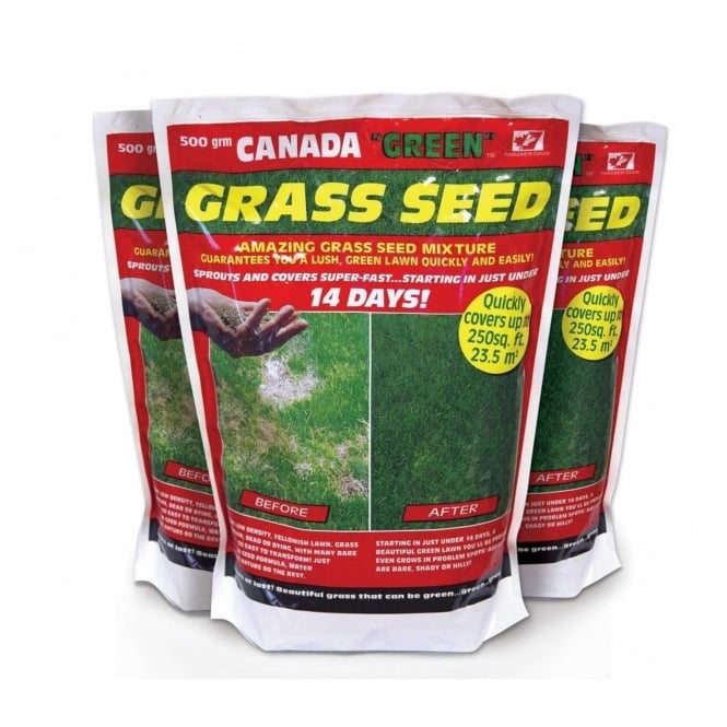 Canada Green Grass Seed 0.5kg