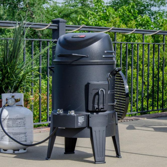 Char-Broil Big Easy Gas Smoker & Roaster Grill