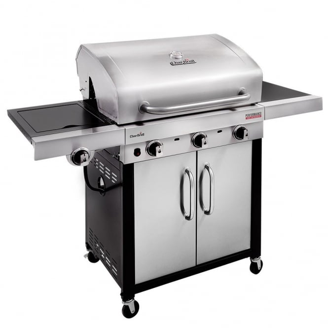 Char-Broil Performance 340 3 Burner Gas BBQ