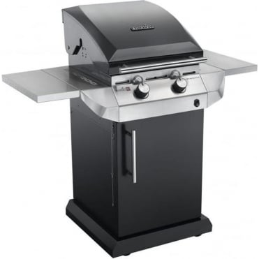 Performance T-22 Black Series 2 Burner Gas BBQ