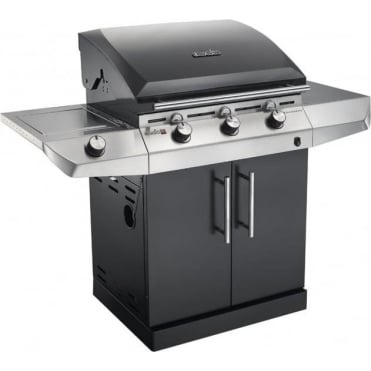 Performance T-36G Black Series 3 Burner Gas BBQ