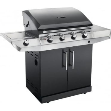Performance T-47G Black Series 4 Burner Gas BBQ