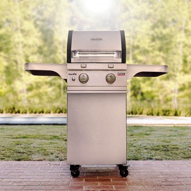 Char-Broil Platinum 2200S 2 Burner Gas BBQ