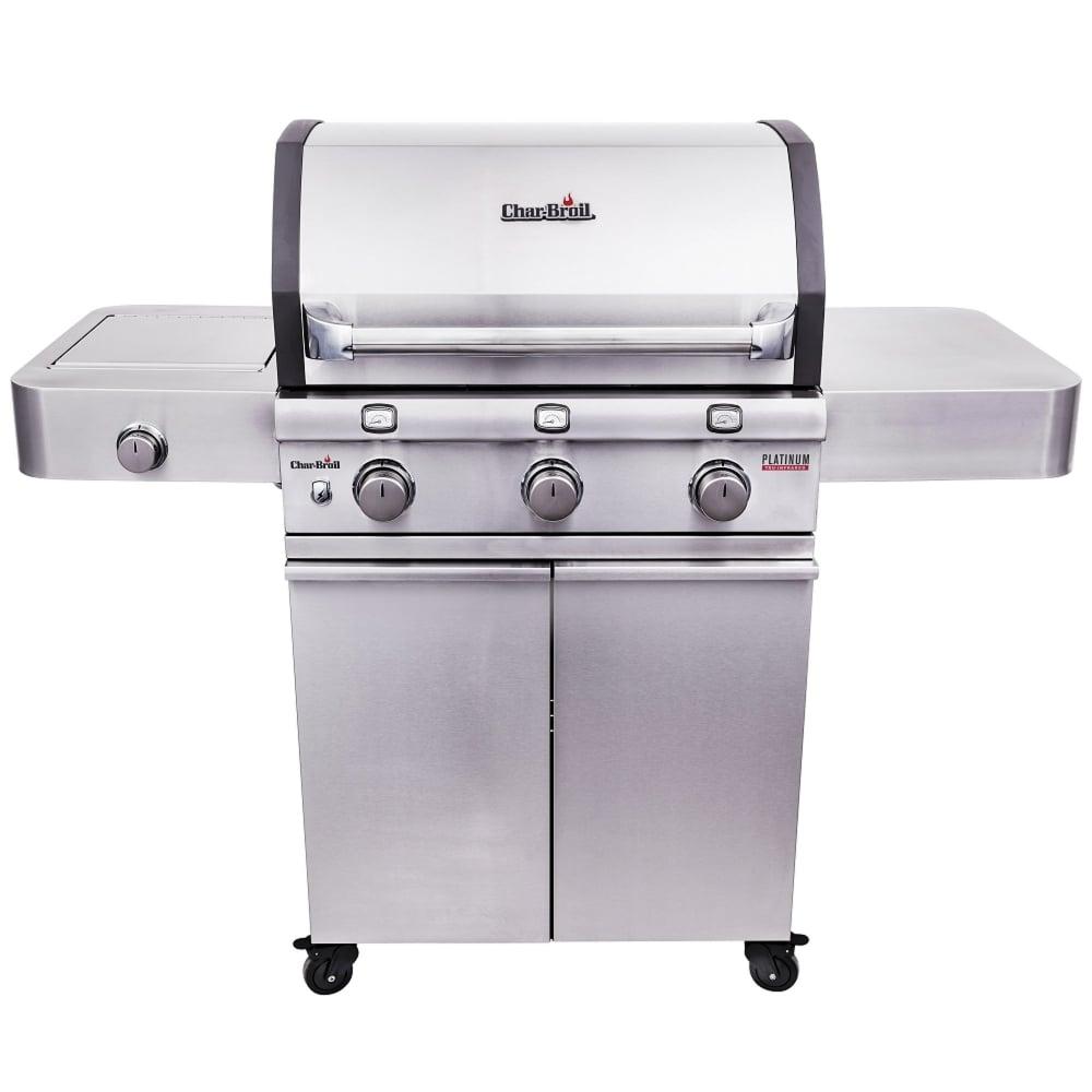 Char-Broil Platinum 3400S 3 Burner Gas BBQ | Garden Street