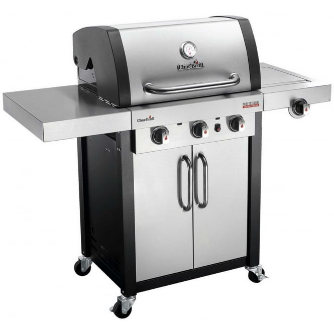 Char-Broil Professional 3400 3 Burner Gas BBQ
