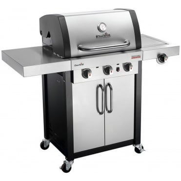 Professional 3400 3 Burner Gas BBQ