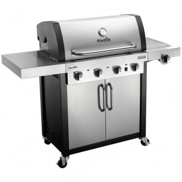 Professional 4400 4 Burner Gas BBQ
