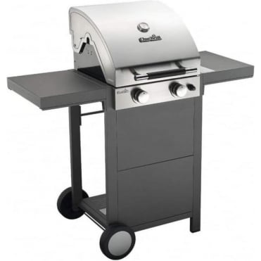 Traditional C-21G Convective 2 Burner Gas BBQ