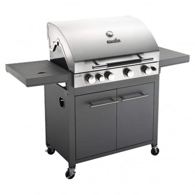 Char-Broil Traditional C-46G Convective 4 Burner Gas BBQ