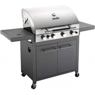 Traditional C-46G Convective 4 Burner Gas BBQ