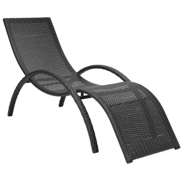 Curved Sun Lounger