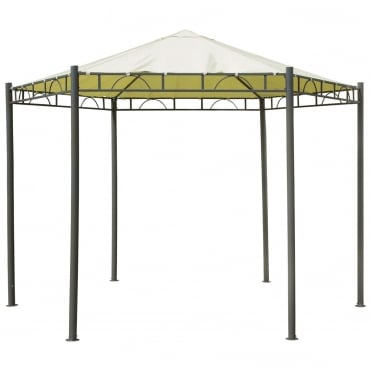 Hexagonal Steel Gazebo