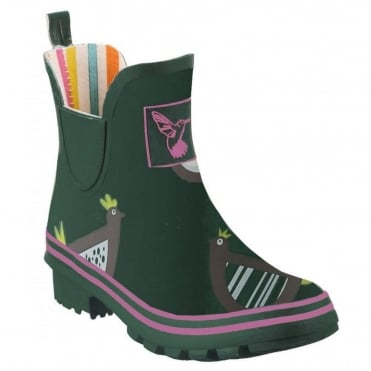 Chicken Meadow Ankle Wellies