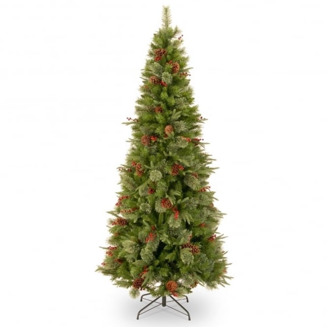 National Tree Company Cleveland Fir Feel-Real® Artificial Christmas Tree