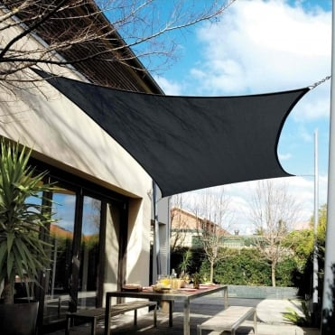 Rectangular Shade Sail 5.0m x 3.0m