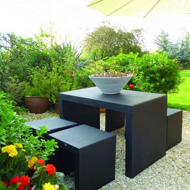 The Garden Feature Company Corby Dining Set