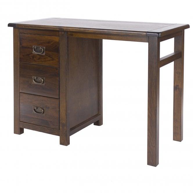 Image of Boston Single Pedestal Dressing Table