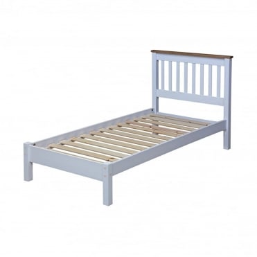 Capri Single Low End Bedframe