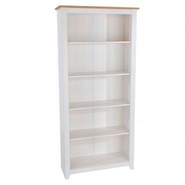 Capri Tall Bookcase