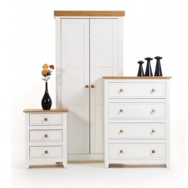 Capri Three Piece Bedroom Set