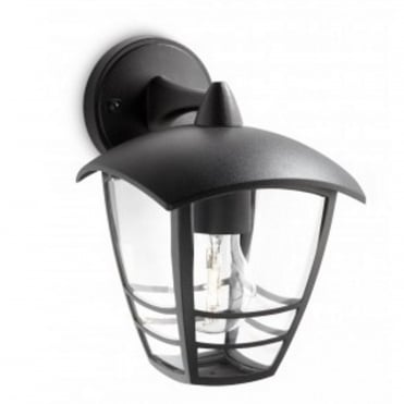 Creek Above Mounted Wall Lantern