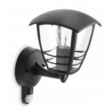 Creek Wall Lantern With PIR Sensor