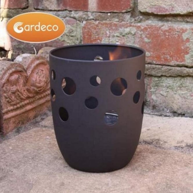 Gardeco Cylinder Fire Gel Burner