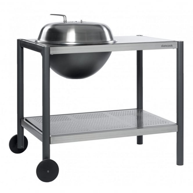 Dancook 1500 Kettle Charcoal BBQ & Worktop