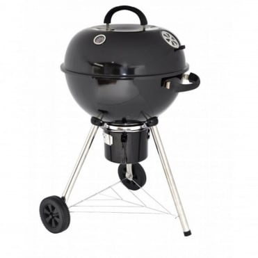 Deluxe 47cm Kettle Charcoal BBQ