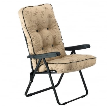 Deluxe Nancy Noir Recliner