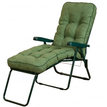 Deluxe Nancy Verde Lounger