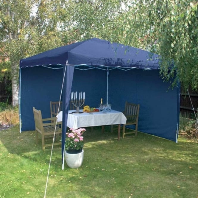 Draper 2 Piece Gazebo Side Panel Set