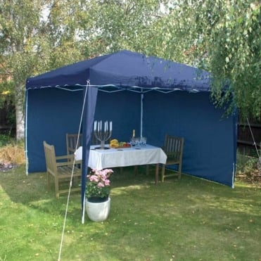 2 Piece Gazebo Side Panel Set