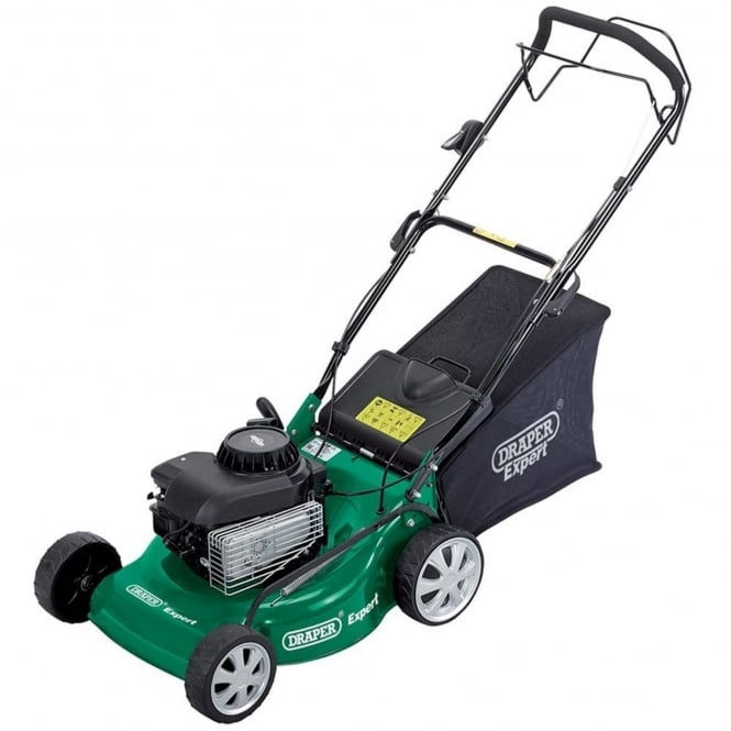Draper 4.0HP 460mm Self Propelled Petrol Mower