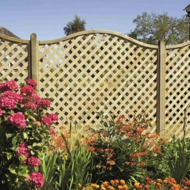Elite St Meloir Lattice Trellis